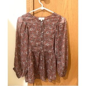 Lucky Brand Tops - Blouse